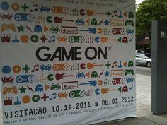 Video: Evento Game On - 2011 - MIS (Museu da Imagem e do Som) - São Paulo