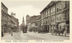 stará Bratislava Bratislava, Old Street, Milan, Street View, Squares, Times, Google, Image, Old Pictures
