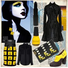 A fashion look from January 2013 featuring long sleeve tops, flare coats and Jeremy Scott. Browse and shop related looks. Makeup Store, Lulu Guinness, Basic Grey, Jeremy Scott, Marni, 21st, Clothes For Women, Winter, Polyvore