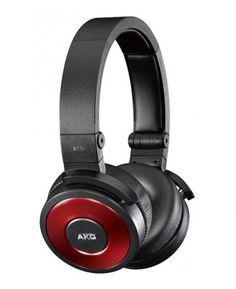 AKG  - K619 Red - 89 € TTC - Casque audio by ToneMove