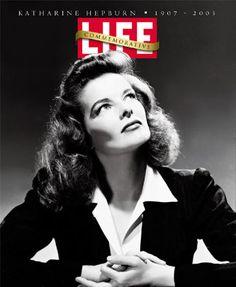 "katherine hepburn    Katharine Hepburn:105 años de la gran ""fiera"" del cine"