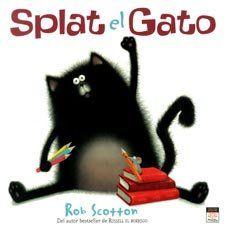 Libros para niños e ideas para su utilización: El gato Splat