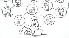 Whiteboard Animations ~ Be Social-Network Smart **Have fun and keep safe when you connect with your friends online. Whiteboard Video, Whiteboard Animation, Caleb Y Sofia, Matthew 24 14, Knifty Knitter, Jehovah S Witnesses, Eyes On The Prize, Video Library, Adolescents