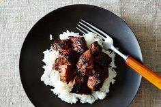 Spicy Pineapple Chicken Stir Fry recipe: A no-effort sweet & spicy stir-fry. #food52