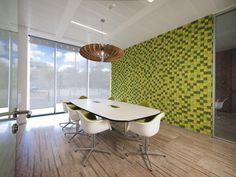 Microsoft Office Interior Meeting Room Design