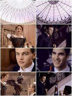 fotos de la pareja las hermosa de Glee Kurt +blaine= klaine #detodo # De Todo # amreading # books # wattpad