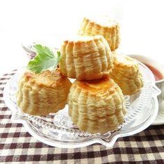サクサクフワフワ♪後引く美味しさの「ホットビスケット」を作ろう♪ | くらしのアンテナ | レシピブログ