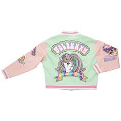 Strawberry Dream Jacket - Galaxxxy Rocks Japan