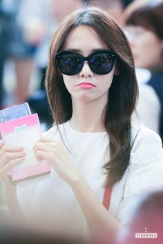 Aegyo queen Yoona