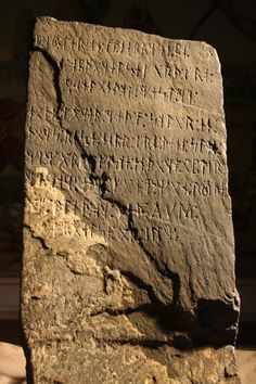 The Kensington Runestone is a 202-pound slab of greywacke covered in runes on its face and side which, if genuine, would suggest that Scandinavian explorers reached the middle of North America in the 14th century. It was found in 1898 in the largely rural township of Solem, Douglas County, Minnesota, and named after the nearest settlement, Kensington.