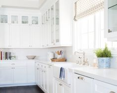 Combinations for a Classic Kitchen    Studio McGee