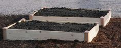 How to Calculate Soil Volume in Raised Beds, Soil Calculator, square foot gardening