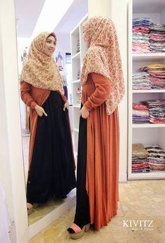 hijab syar'i   fitri aulia