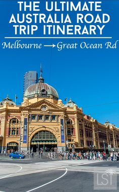 Prepare yourself for the ultimate Australia road trip from Melbourne to the Great Ocean Road and beyond. This Great Ocean Road itinerary takes in landmarks like the Twelve Apostles, plus amazing travel experiences in the world like hot air ballooning, boomerang throwing, bush walks and incredible views.