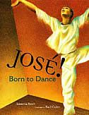 José was a boy with a song in his heart and a dance in his step. Born in Mexico in 1908, he came into the world kicking like a steer, and grew up to love to draw, play the piano, and dream. José's dreaming took him to faraway places. He dreamed of bullfighters and the sounds of the cancan dancers that he saw with his father. Dance lit a fire in José's soul.