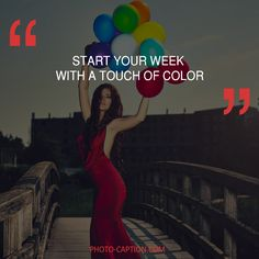 ''Start your week with a touch of color.'' Check out the link in the bio for more fashion captions #fashion #style #fashionblogger #ootd #fashionista #instafashion #stylish #fashionable #beauty #moda #me #vintage #etsy #outfit #outfitoftheday #wiwt #fbloggers #wiw #whatiwore #menswear #instagood #instastyle #fashionstyle #fashiondiaries #fashionstudy #estilo #look #swag #pretty #quote #quotes #quotegram #quoteoftheday #caption #captions #photocaption #FF #instafollow #tagforlikes #followback