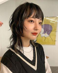 Asian Short Hair, Women Short Hair, Short Punk Hair, Mullet Haircut, Mullet Hairstyle, Cut My Hair, Her Hair, Hair Cuts, Japanese Haircut