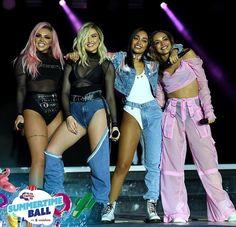 Little Mix at #CapitalSTB