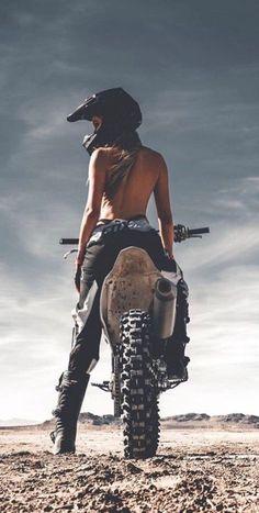 44 ideas for dirt bike tattoo i want Dirt Bike Tattoo, Bike Tattoos, Motocross Tattoo, Dirt Bike Girl, Girl Bike, Motorbike Girl, Motorcycle Outfit, Motorcycle Bike, Lady Biker