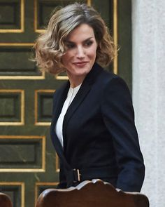 Queen Letizia attends the Delivery of the 'Justice and Disability Forum' awards