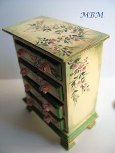 MI PEQUEÑA LIBERTAD: Muebles pintados