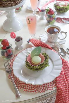 Spring in Bloom Mother's Day Brunch/I am dying of that egg cup use for a jam holder!!! SO DANG CUTE!!!!/eb