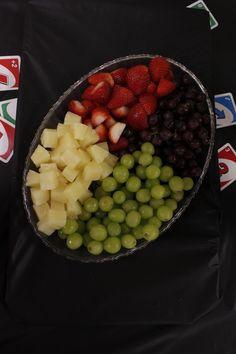 wild card fruit tray