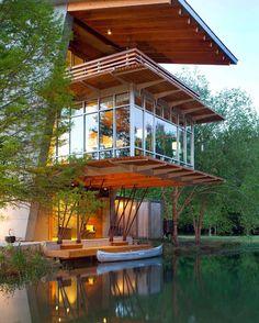 lake house //