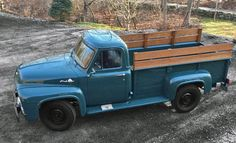 '55 Ford Truck