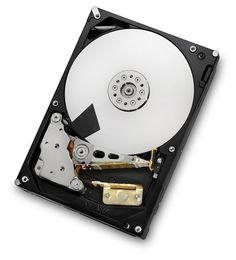 Hitachi Deskstar 7K4000 - 4TB - 7200 RPM - SATA 600