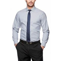 Valentino Cotton Slim Fit Shirt