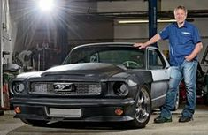 View 1966 Ford Mustang Coupe - Photo 80240999 from How to Install a 700 HP Supersized Stroker - Budget Big-Block Build Ford Mustang Fastback, Ford Mustang Shelby, Mustang Cars, Ford Gt, Ford Mustangs, Mustang 1966, Classic Mustang, Ford Classic Cars, Mustang Restoration
