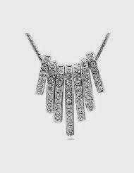 SWAROVSKI GIOIELLI: SWAROVSKI GIOIELLI: Collana con cristalli swarovsk...