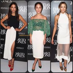 #JessicaGomes #nicolewarne #jesintacampbell #davidjones #fashionshow #fashion #style #stylish #chic #fashionable #trends #fashionlover #fashionabletrends #styleaddict #styletrends #realstyle #realfashion #afashionstalker