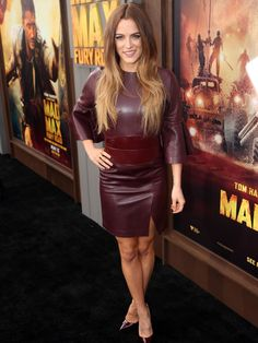 Riley Keough is also in the cast and, surprise, is also a model!  Matt Sayles, Invision via AP