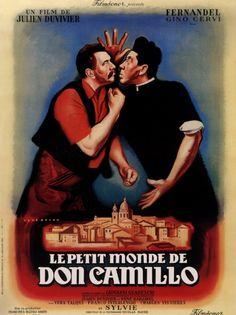 Le petit monde de Don Camillo 1952