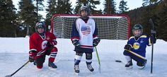 grouse mountain junior pond hockey - Google Search Grouse, Pond, Hockey, Mountain, Google Search, Classic, Jackets, Down Jackets, Water Pond