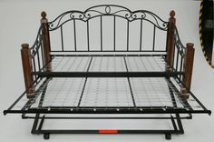 Hello AT, I'm thinking of getting a pop-up trundle bed for my studio apartment. This would create a flexible bed size - twin when I'm alone, king when I have company. Does anyone have experience with this kind of setup? May main concern is that the seam where the mattresses meet will be problematic. Thanks, Michael (Note: Include a pic of your problem and your question gets posted first. Email questions and pics with QUESTIONS in subject line to:editor(at)apartmenttherapy(dot)com)Link...