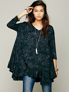 Free People We The Free Sparkle You Tee, 78.00