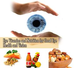 There are several eye vitamins and nutrition for good eye health and vision. These do not cast any harm to eyes.