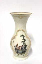 Rosenthal Sanssouci Hoeroldt Arkadien Vase