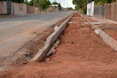 Prefeitura de Boa Vista executa obras na zona oeste da cidade #pmbv #prefeituraboavista #boavista #roraima #obras