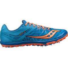 Saucony Men's Havok XC Track and Field Shoes, Blue