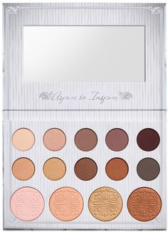 CARLI BYBEL PALETTE | FIRST LOOK & SWATCHES | the Beauty Bybel
