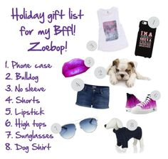 """""""Holiday Gift List!"""" by shelbsinstyle ❤ liked on Polyvore featuring IDA, Accessorize and Christian Dior"""