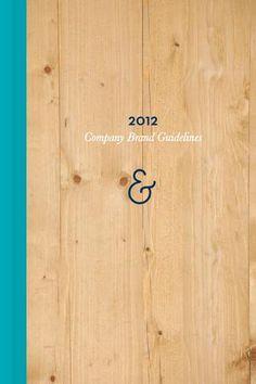 "Cover of ""Barnes and Noble Guidelines"" Design Guidelines, Brand Guidelines, Brand Identity Design, Branding Design, Cd Design, Corporate Branding, Graphic Design, Jamie Oliver, Bakery Branding"