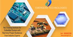 Embedded Systems Course –is one of the top embedded systems training, ETL, Big Data and Hadoop Training in Bangalore, India. This fresher's and Experience people training course is a combination of practical training, rigorous evaluation and industry coaching.