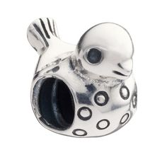Chamilia Sterling Silver Animals- Song Bird