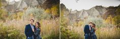 Scarborough Bluffs :: Toronto Engagement Session :: beautiful scenario for a photo shoot!