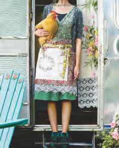 Granny Chic: Sahnestücke aus Omas bunter Vintage-Stube, neu entdeckt und selbst gemacht: Amazon.de: Tif Fussell, Rachelle Blondel, Beate Wellmann: Bücher